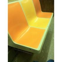 A Train Seats