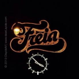 Freia Chocolate Logo