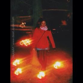 Torchlight Walk