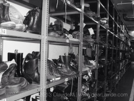 NRK Studios - Costumes - Shoes