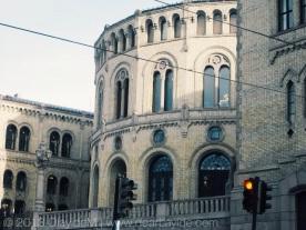 The Stortinget - Norwegian Parliament